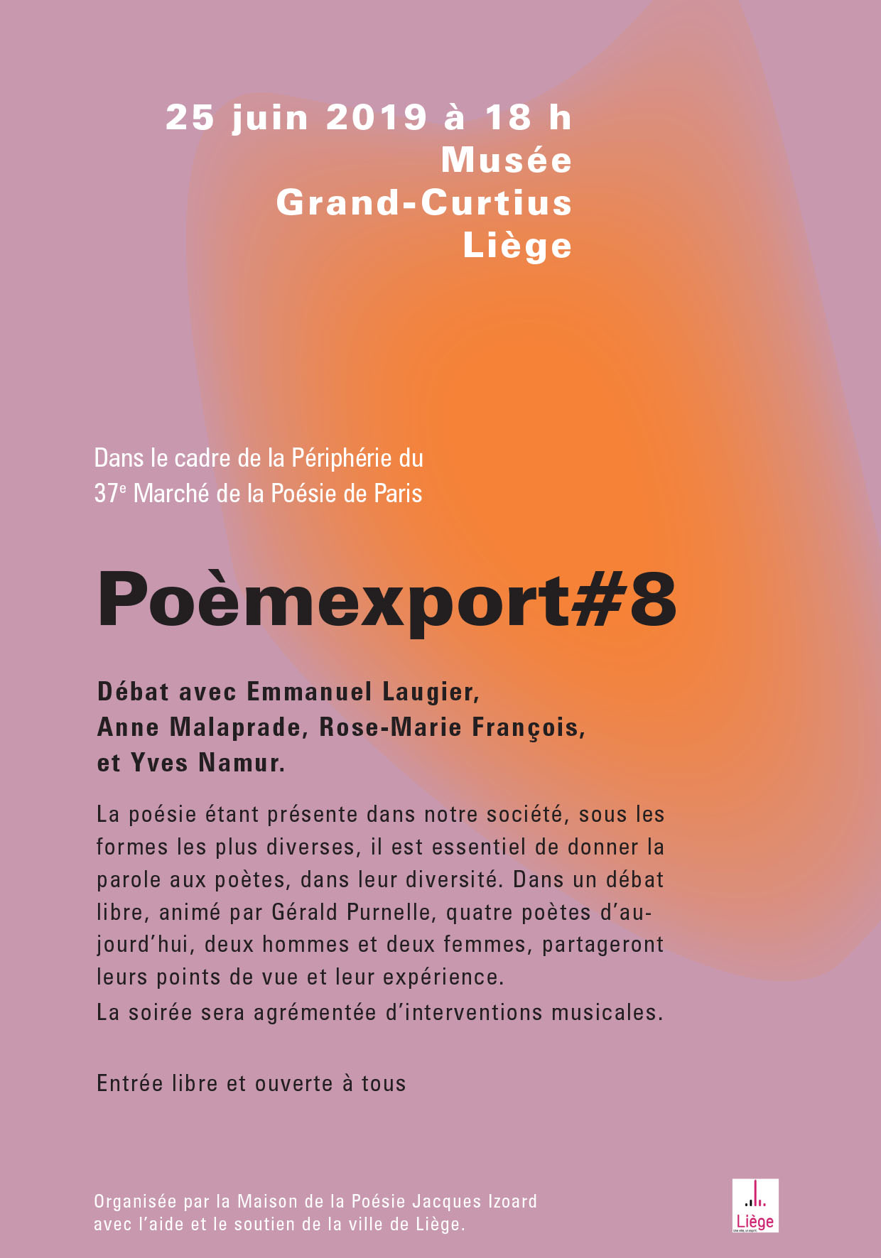 Poèmexport Grand Curtius 2019 Izoard Grand Curtius